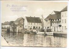 CP Allemagne Deutchland - DDR - Ueckermünde - Am Hafen