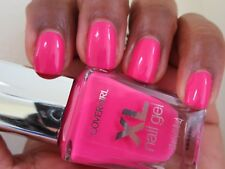 ^^SALE^^ CoverGirl XL GEL NAIL POLISH No Light WHOLE LOTTA GUAVA Bright Hot Pink