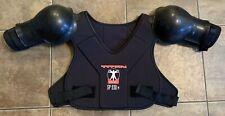 vintage Titan shoulder pads - hockey - Adult Medium Senior