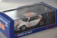 Spark S3734 - PORSCHE 997 RSR JWA Avila n°55 33ème Le Mans 2012  1/43