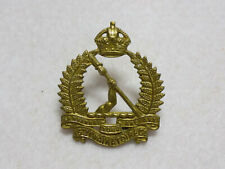 Original Wwi New Zealand 16th (Waikato) Regiment Cap Badge