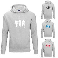 Russell Athletic Mens Hoodie Sweatshirt Hooded Hoodie Hood Sweat Top