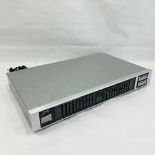 New listing Vintage 80's Jvc S.E.A. 33 Graphic Equalizer Audiophile - Works - Light Out