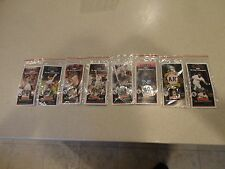 2003 San Francisco Giants Chronicle 8 Pin Set  Complete Mint! RARE FIND! LIMITED