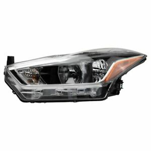 Headlight Lamp Assembly Driver Side LH for Nissan Kicks New