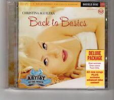 (HP309) Christina Aguilera, Back To Basics - 2006 double CD