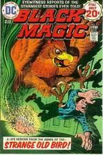 Black Magic # 5 (Joe Simon & Jack Kirby) (USA,1974)