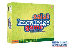 SALAT KNOWLEDGE GAME GOODWORD BOOKS ISLAMIC MUSLIM CHILDREN PRAYER BOARD GAMES