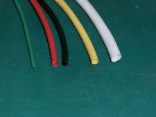 GUAINA TERMORESTRINGENTE - TERMORETRAIBILE - 1Metro - 2:1-  1.6 mm  Alta qualità