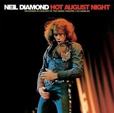 Neil Diamond - Hot August Night [40th Anniversay Edition] [New CD] Anniversary E