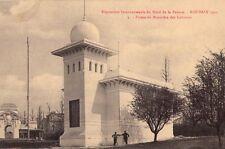 CPA: ROUBAIX/ EXPOSITION INTERNATIONALE/  MINISTÈRE DES COLONIES / 1911 / DPT 59