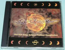 SOLIPSE - THE FULL SOLAR ECLIPSE FESTIVAL COMPILATION Psy Goa Trance CD 1999