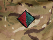 WORCESTER AND SHERWOOD FORESTERS TRF PATCH - NEW