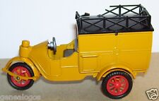 OLD ORIGINAL MADE IN GERMANY GAMA MAIL COACH 1910 POSTES POSTE PTT REF 979 1964