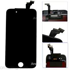 """Black LCD Touch Screen Digitizer Display Assembly for iPhone 6 4.7"""" Replacement"""