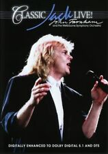 JOHN FARNHAM - Classic Jack Live With The Melbourne Symphony Orch DVD *NEW*