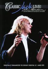 John Farnham Classic Jack Live DVD Melbourne Symphony Orchestra PAL R0