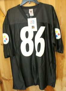 Hines Ward ~ Pittsburgh Steelers ~ Football Jersey ~ Men's Size XL