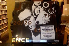 Justin Timberlake The 20/20 Experience (2 of 2) 2xLP sealed vinyl + download