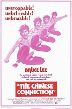 The Chinese Connection Reproduction Rolled Movie Poster 26x40 NEW 1972 Bruce Lee