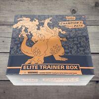 Pokemon CHAMPION'S PATH Elite Trainer Box TCG Ships NOW! Factory SEALED. NEW