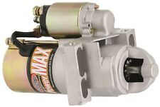 Powermaster 9200 PowerMax Chevy Mini Starter 168 Tooth Staggered Bolt