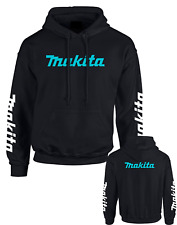 MAKITA POWER TOOLS PREMIUM HOODIE Tradesman Builders Electrician Adults BB33