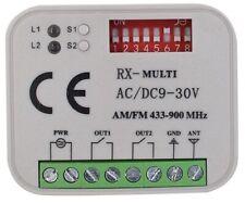 Funkempfänger kompatibel zu 433 MHz kompatibel zu CHAMBERLAIN 4330E 4332E 4333E