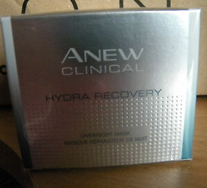avon ANEW hydra recovery overnight mask   RRP £24