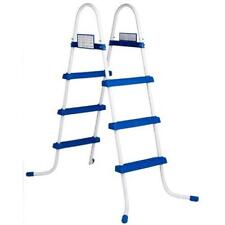 "Intex Above-Ground Swimming Pool Steel Frame 48"" Slip Resistant Ladder | 28062E"