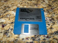"Brataccas for the Commodore Amiga on 3.5"" floppy disk 1985"