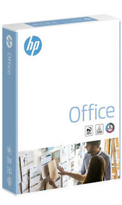 HP Office A4 Printer Paper 210x297mm 80gsm 500sheets/Single Ream
