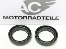 Honda CL CT S 90 100 110 125 Simmerring Gabel Set vorne front fork seal set orig