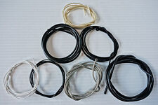 Wire Starter Pack - PVC & Push-back Electric Guitar Wire - Set of 7