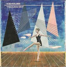 DISCO 45 GIRI    ICEHOUSE - HEY LITTLE GIRL // MYSTERIOUS THING