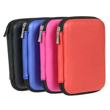 """2.5"""" USB Hard Drive Disk HDD Storage Bag Portable Carry Case Cover Pouch"""
