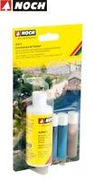 NOCH 60875 Gewässergrund-Farbset (100 ml - 10,77 €) - NEU + OVP