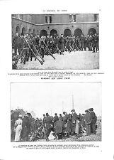 Défenseur de Liège Poilus Réserviste Infanterie Belgique 1914 WWI ILLUSTRATION