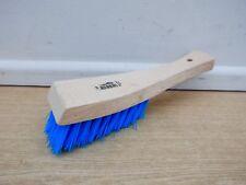 HILLBRUSH D1P 260MM   BLUE BRISTLE   POLYPROPYLENE GENERAL PURPOSE CHURN BRUSH