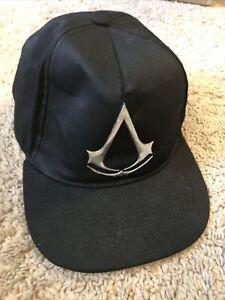 Assassin's Creed Snap Back Hat Cap Gamer Ubisoft Official Licensed