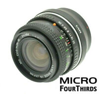 M43 MICRO 4/3 fitt 24mm (40mm) PRIME PORTRAIT LENS PANASONIC LUMIX & OLYMPUS PEN