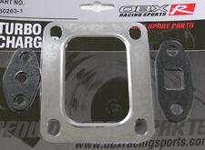 Turbo Inlet Gasket Oil Feed Line Gasket Return Line Gaskets For T4 T04 Turbo's