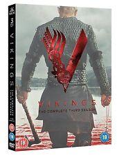 Vikings - Season 3 [DVD] NEU Komplette Series Staffel Drei Alle Episoden