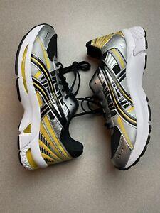 New Asics Gel-Kyrios Sportstyle Sneakers Yellow/Black Men's Size 10.5 #1021A335