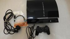 Sony PlayStation 3 60GB PS3 60GB Model CECHC03 COMPATIBLE WITH PS2 AND PS1 GAMES