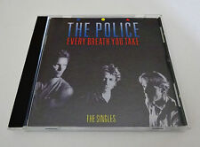 The Police Every Breath You Take The Singles 1978 1983 CD Sting 1986 A&M Records