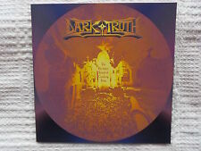 DARK TRUTH-rhythmic sound of crushing Bone RARE CD 1996 US Metal