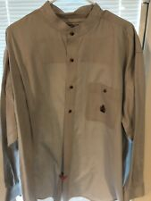 Vintage Bugle Boy Company Long Sleeve Button Down Shirt Men's Size xLarge