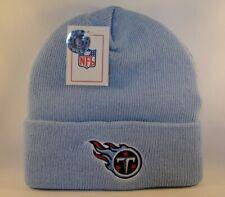 Tennessee Titans NFL Blue Cuffed Knit Hat