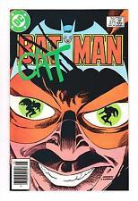BATMAN 371 (VF 8.0) CATMAN  (FREE SHIPPING)*